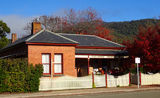 Picture relating to Jamieson - titled 'Jamieson Post Office'