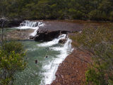 Picture of / about 'Fruit Bat Falls' Queensland - Fruit Bat Falls