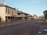Picture of / about 'Quorn' South Australia - Old Pubs, Railway Terrace
