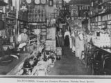 Picture relating to Ipswich - titled 'Interior of Dalton Brothers Grocery Shop in Ipswich, ca. 1910'