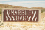 Picture relating to Marble Bar - titled 'Marble Bar'