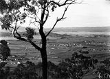 Picture relating to Kingston - titled 'View from Red Hill towards Kingston, Mt. Pleasant and Duntroon.'