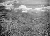 Picture relating to Brisbane - titled 'Aerial view of greater Brisbane, ca. 1936'
