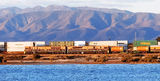 Picture relating to Port Augusta - titled 'Flinders Ranges Port Augusta'