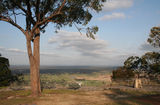 Picture relating to Hawkesbury Heights - titled 'Lookout at Hawkesbury Heights'