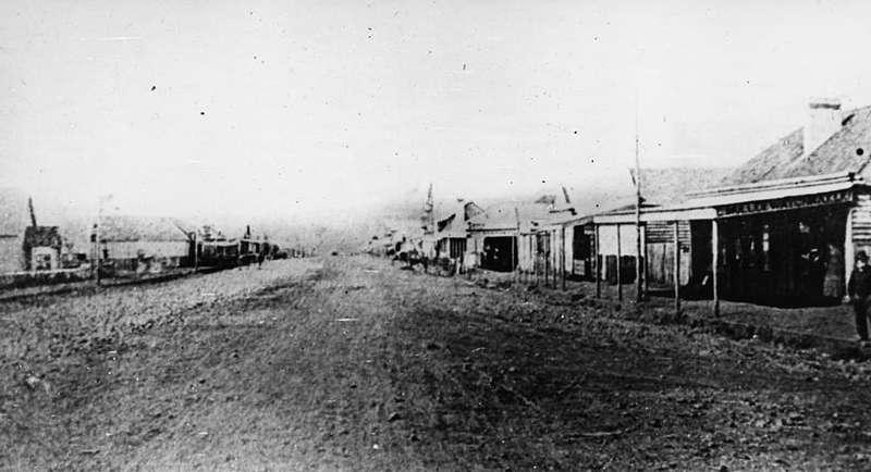 Ruthven Street, Toowoomba