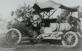 Picture of / about 'Winton' Queensland - Model T Ford, driven by Sir Hudson Fysh at Winton, Queensland