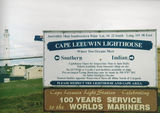 Picture relating to Cape Leeuwin Lighthouse - titled 'Cape Leeuwin Lighthouse'