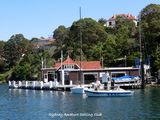 Picture relating to Sydney - titled 'Sydney Amature Saling Club  Mosman'
