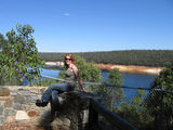 Picture of / about 'Wungong Reservoir' Western Australia - Wungong Reservoir