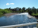 Picture of / about 'Murray River' New South Wales and Victoria - Murray River at the Murray Valley Highway bridge