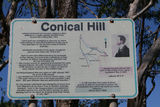 Picture relating to Conical Hill - titled 'Conical Hill'