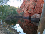 Picture relating to Rudall River National Park - titled 'Rudall River National Park, Desert Queen Baths'