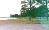 Picture of / about 'Lake Colac' Victoria - Lake Colac, Meredith Park camp ground