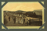 Picture relating to Emu Park - titled 'Passengers at the Emu Park Railway Station near Rockhampton'