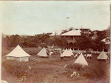 Picture of / about 'Thursday Island'  - Thursday Island army barracks and camp