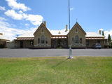 Picture relating to Tenterfield - titled 'Tenterfield Train Station'
