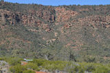 Picture relating to Gundabooka National Park - titled 'Flanks of Mount Gundabooka'