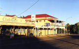 Picture relating to Blackbutt - titled 'Radnor Hotel and Club Cafe Blackbutt'