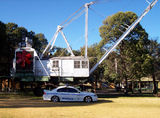 Picture of / about 'Coleambally' New South Wales - Coleambally Lions Park Bucyrus Erie