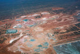 Picture relating to Gidgee Mine - titled 'Gidgee Mine - aerial view 3'