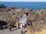 Picture relating to Kiama Blowhole - titled 'Kiama Blowhole 8'
