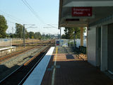 Picture relating to Strathpine - titled 'Strathpine Railway Station'