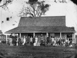Picture relating to Cleveland - titled 'Probably the school in Cleveland, Redland Shire, Queensland'