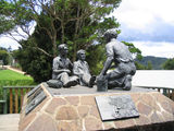 Picture relating to Lamington National Park - titled 'Lamington National Park - Stinson Memorial'
