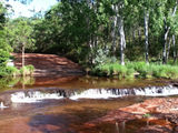Picture of / about 'Isabella Falls' Queensland - Isabella Falls, Lakefield National Park QLD