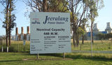 Picture relating to Jeeralang Power Station - titled 'Jeeralang Power Station near Morwell Vic'