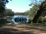 Picture relating to Echuca - titled 'Barberosa 1 Houseboat Echuca'