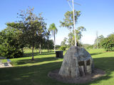 Picture relating to Kilkivan - titled 'Kilkivan War Memorial'