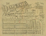 Picture relating to Southport - titled 'Estate map of Deepwater Point Estate, Southport, Queensland, 1885'