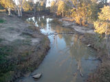 Picture relating to Waddy Creek - titled 'Waddy Creek'