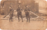 "Picture of / about 'Brisbane' Queensland - Brisbane, 3 Australian "" Diggers""  WWI"