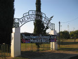 Picture relating to Mundubbera - titled 'Mundubbera- memorial gates'