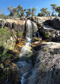 Picture of / about 'Gibraltar Falls' the Australian Capital Territory - Gibraltar Falls