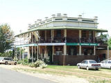 Picture relating to Boggabri - titled 'The Old Railway Hotel, Boggabri-2008'