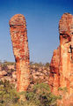 Picture relating to The Lost City - titled 'Obelisks of Stone: Lost City NT'