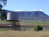 Picture relating to Goomburra - titled 'Goomburra old tank stand'